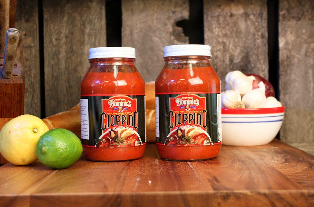 Dominic's Cioppino Sauce