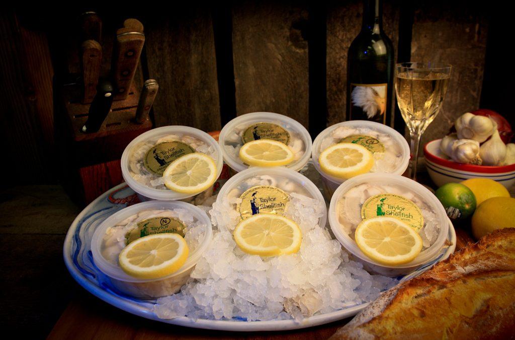 Ekone Hand-Shucked Oysters